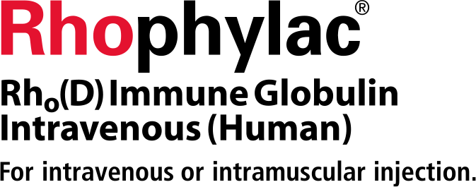 Rhophylac logo